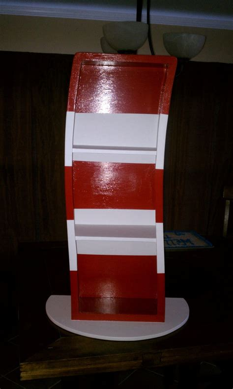 Dr Seuss Book Shelf by Cat In The Hat Bookshelf 300 00 Via Etsy Projects
