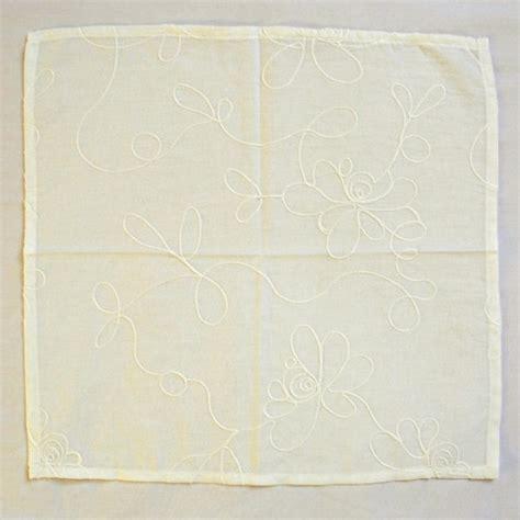 Pattern Fabric Napkins | cloth napkin machine stitch pattern napkins world
