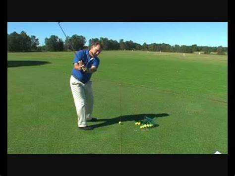 how to keep golf swing on plane on plane golf backswing made easy youtube
