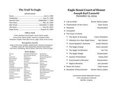 Sle Eagle Scout Congratulatory Letter Request Eagle Court Of Honor Pinterest Eagle Scout Eagle Scout Project Write Up Template