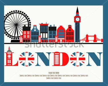 Paris Wall Stickers i love london stock vector clipart me