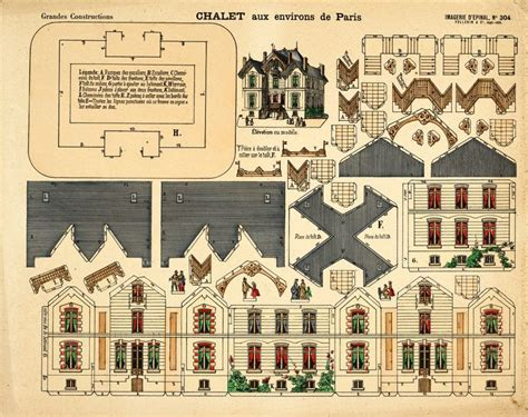 1000 Images About Papercraft Houses - 1000 images about paper model on paper models