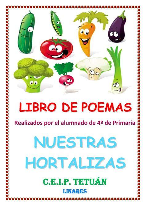 poesia de verduras calam 233 o nuestras hortalizas poemas