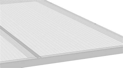 como instalar techo de policarbonato h 225 galo usted mismo 191 c 243 mo hacer un techo corredizo de
