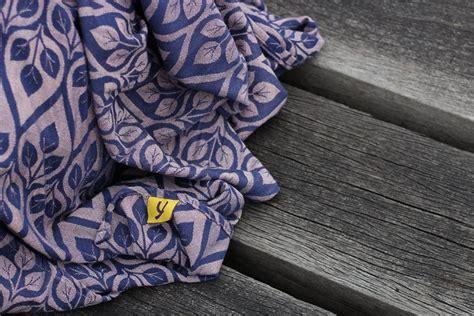 M2 Hv Wrap Navy yaro slings la vita navy salmon wrap