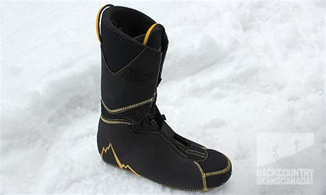 spectre boots la sportiva spectre at boot review