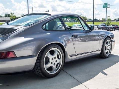 1990 porsche 911 blue 1990 porsche 911 carrera 4 coupe 88478 miles diamant blue