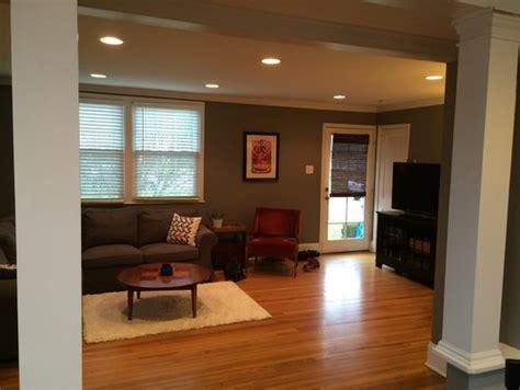 how to move large sofa through small door diagonal front door and fireplace