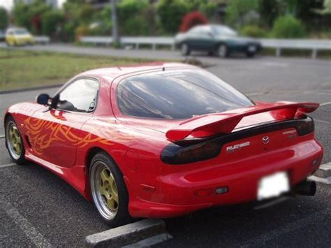 mazda rx7 modified for sale modified mazda rx7 fd3s re amemiya boost up for sale japan