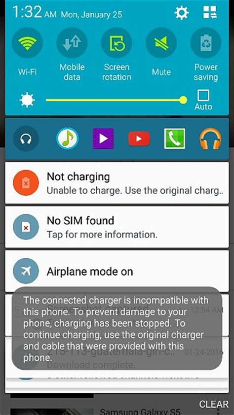 my android wont charge s5 not charging android forums at androidcentral