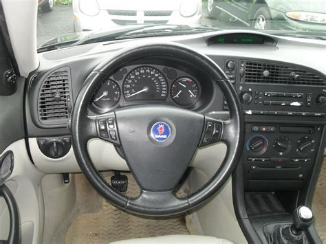 2003 saab 9 3 interior pictures cargurus