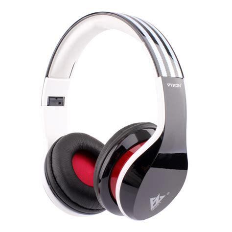 Headset Vykon Mq 22 Mobile Phone Pc ovleng vykon mq81 3 5mm band go pro headphones stereo wired headset for mobile phone