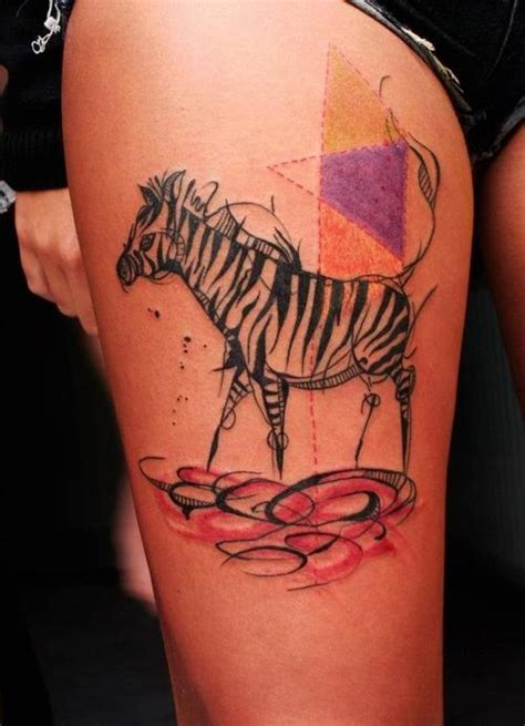 zebra tattoo meaning zebra tattoos designs ideas and meaning tattoos for you