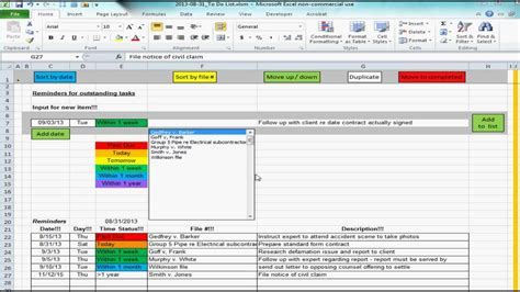 task list excel template best photos of excel spreadsheet to do list to do task