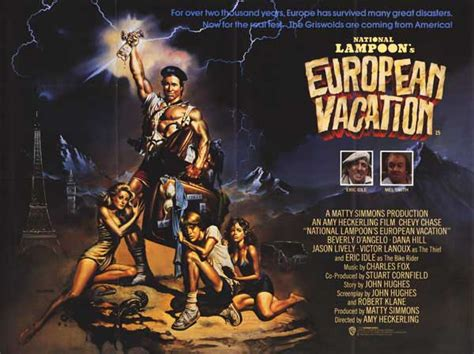 theme song vacation movie national loon s european vacation movie posters at