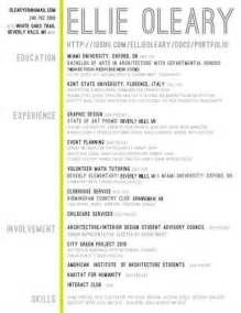 Architect Resume Exle by Architecture Student Resume Related