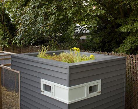 hen house design a modern hen house in portland design milk