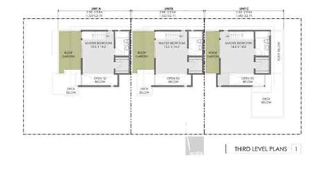 House Plan For Narrow Lot case studies los angeles california small lot ordinance
