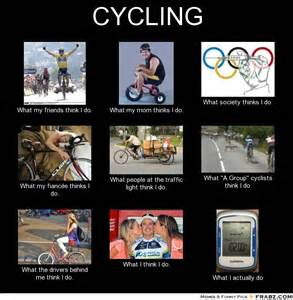 Cycling Memes - cycling meme generator what i do
