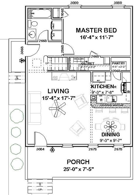 amelia floor plan the amelia first floor plan 816 sq ft home tiny