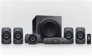 Home Theater Logitech Z906 looks logitech speaker system z906 hardwarezone