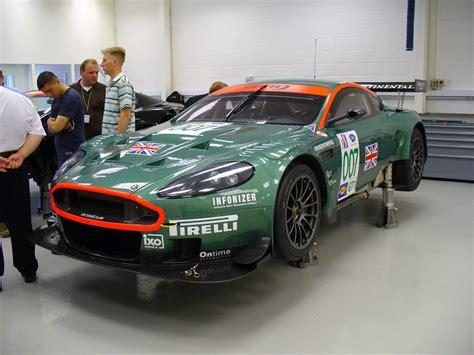 File:Aston Martin DBR9 GT1 2006 No 007   Wikimedia Commons