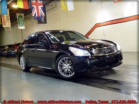 2007 infiniti g35 sport 6 speed edirect motors youtube