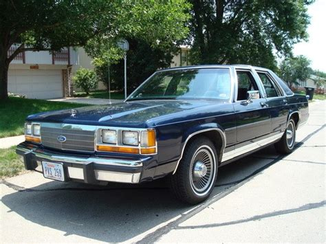 service manual 1990 ford ltd crown victoria coolant lower intake manifold repair instruction