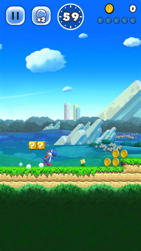 mario android mario run now available on android gamezebo
