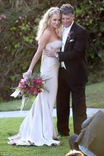 Taylor Armstrong talks domestic violence during wedding