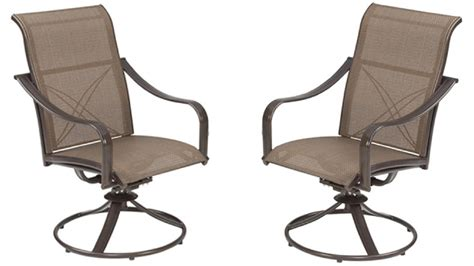 Patio Chairs At Home Depot by Swivel Patio Chairs Sold At Home Depot Recalled Wjar
