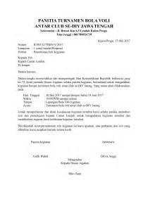 contoh surat permohonan izin kegiatan kepada pihak berwenang