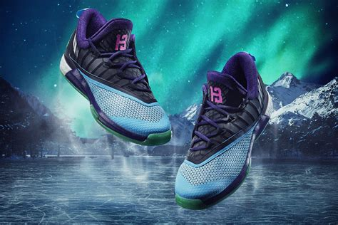 adidas james harden adidas reveals all star shoe for james harden footwear news