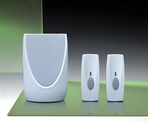 Wireless Front Door Bells 100m Portable Front Door Back Door Wireless Chime Kit
