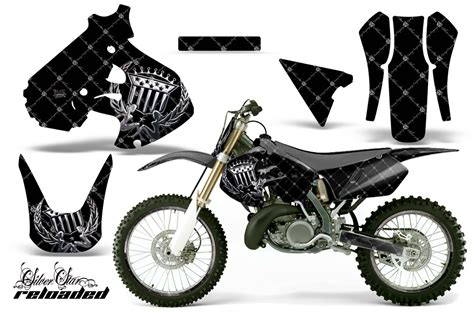 Suzuki Sticker Kit Suzuki Motocross Graphics Kit Suzuki Mx Graphics Sticker