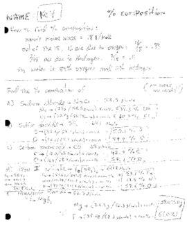 percent composition practic  mj teachers pay teachers