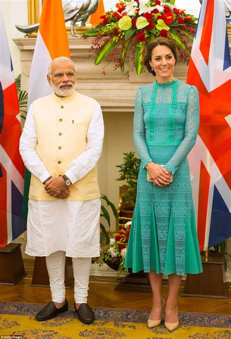 Royal Looks by Kate Middleton S Royal Tour Are Slated By Shobhaa