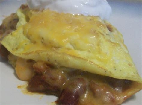 chili cheese recipe chili cheese omelet recipe just a pinch recipes