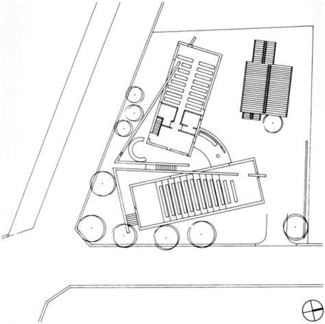 church of light floor plan 光之教堂平面图及立面图数据 有三维模型更好 百度知道