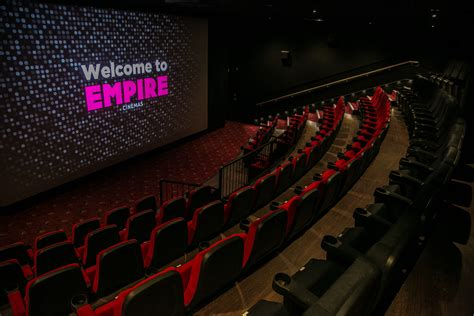 Family Floor Plan by Waltham Forest Echo Empire Cinemas Hosts Vip Cinema