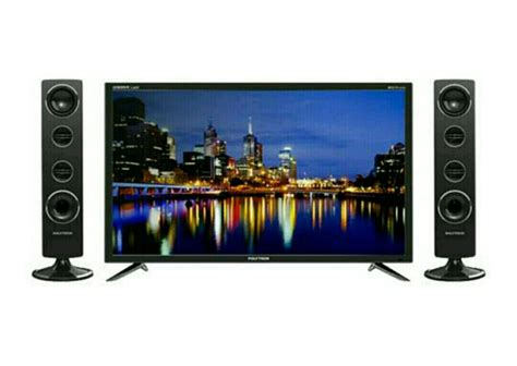Tv Led Polytron Speaker Tower polytron tv led 24 inch pld 24t8511 speaker tower garansi resmi pasarwarga