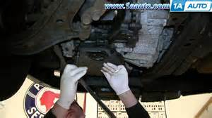 2006 Nissan Altima Transmission Fluid How To Install Replace Rusted Leaking Transmission Fluid