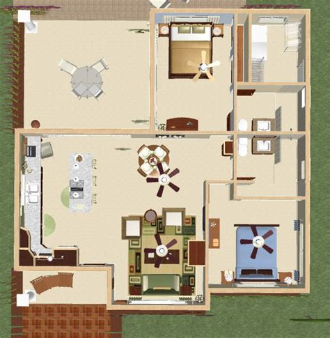 golden layout manager 2 bedroom and 3 bedroom villa for sale in sosua dominican