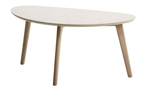 Jysk Side Table Coffee Table Lejre 48x85 Oak Jysk