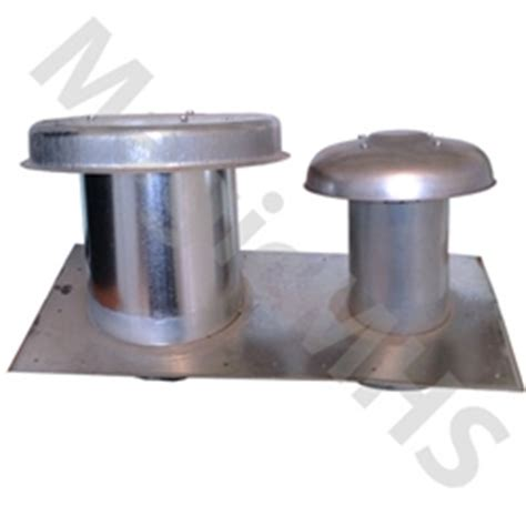 intertherm nordyne ventilaire iv vent for slope roof