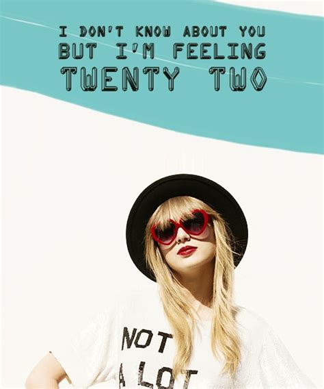 22 Singing Birthday Card 22 Taylor Swift Art And Photography Pinterest