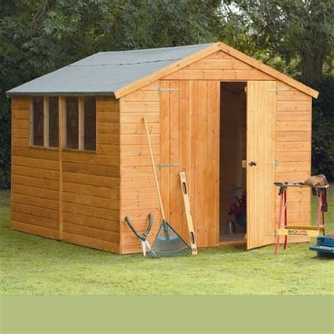 Garden Sheds 10 X 8 Woodworking Plans For Outside Benches 8 X 10 Shed Kit 10