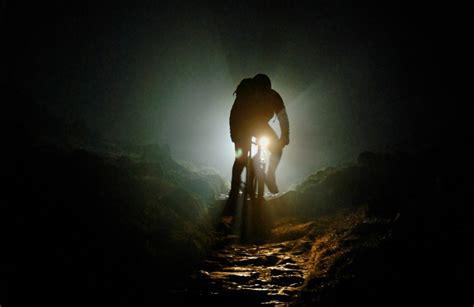 cycling lights for night riding ride the night bike magic