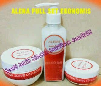 Alena Bwc Lotion 100gr nathaniabeauty olshop new alena white