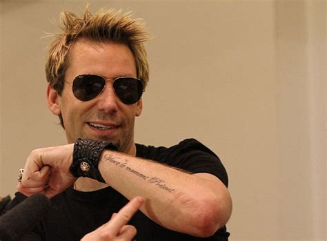 nickelback tattoo avril lavigne reveals new inking she shares with fianc 233